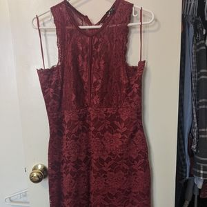 Guess Lace Cocktail Dress